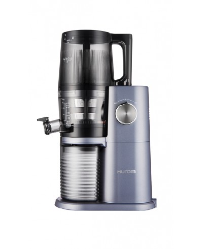 Hurom H-AI One Stop Slow Juicer blue