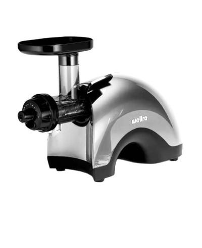 Wellra TGJ 50S Silver Slow Juicer